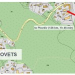 Borovets map 2